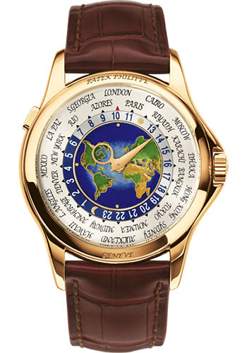 Patek Phillipe World Timer 5131J