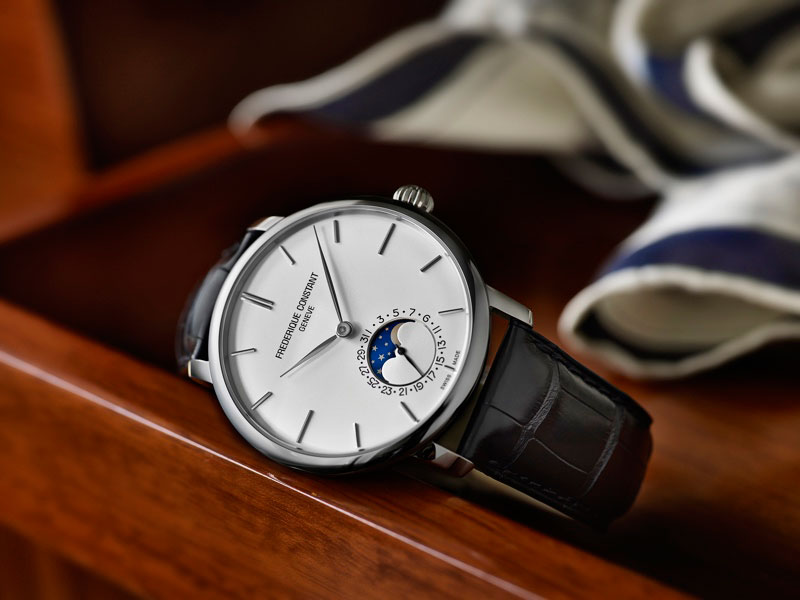 Frederique Constant Moonphase