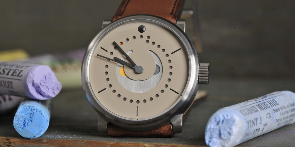 Ochs Und Junior Moonphase