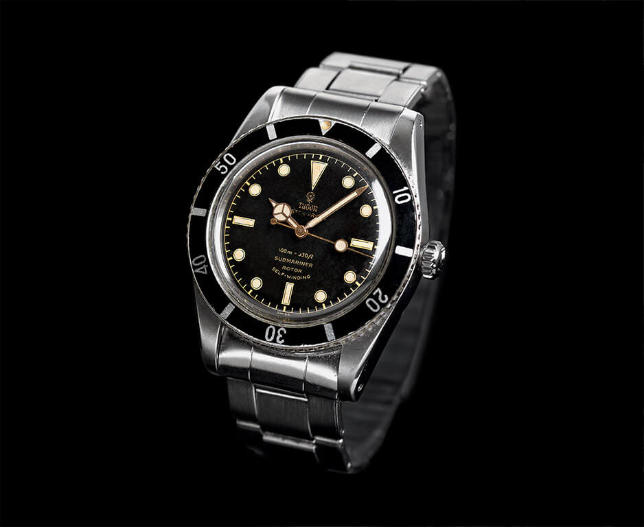 The first Tudor Oyster Prince Submariner, Reference 7922 | tudorwatch.com