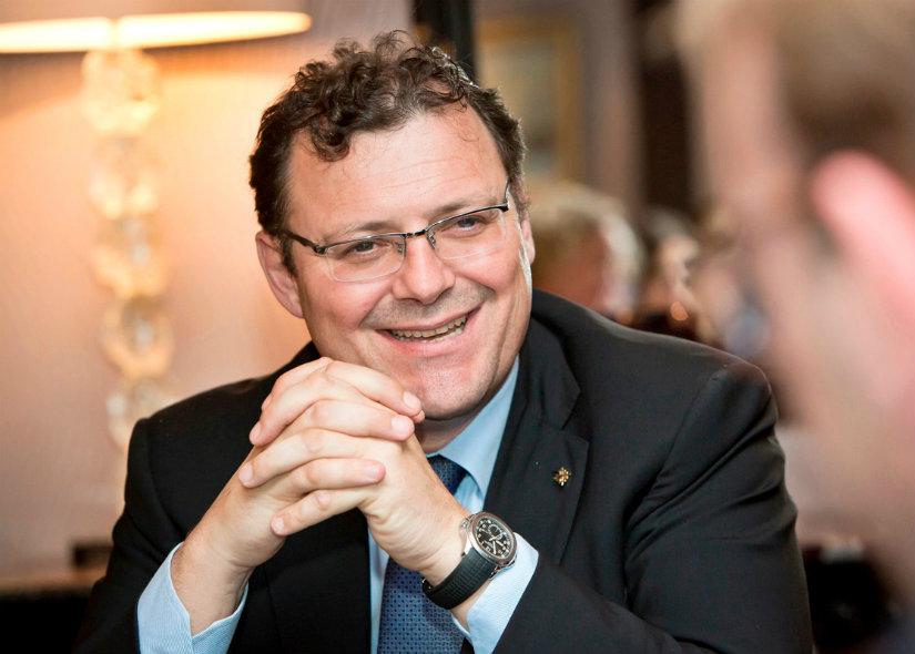Patek Phillipe chairman Thierry Stern