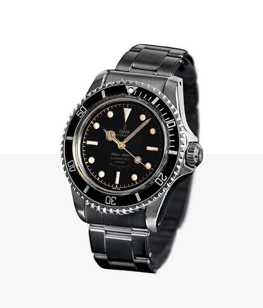 "Tudor Sbumariner Ref. 7928 ""Pointed Crown Guards"" 