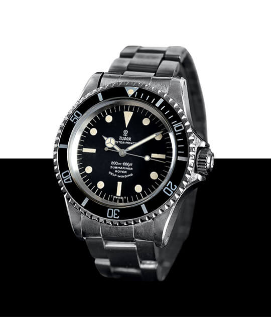 Tudor Submariner Ref. 7928 from 1967 | tudorwatch.com