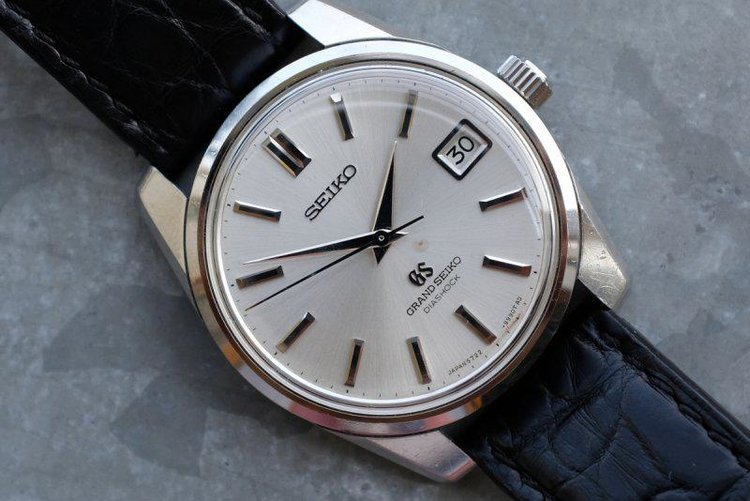 GranD Seiko: A Brief History - Part 1 in our brief history of vintage Grand Seiko.