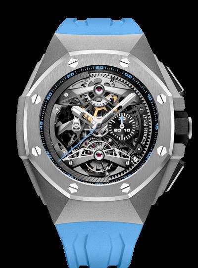 Audemars Piguet Concept Royal Oak Tourbillon chronograph