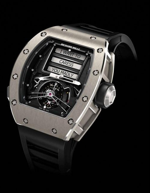 richard mille 69 exotic
