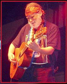 Michael Moore..  as Willie Nelson