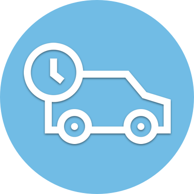 Pickup & Delivery - Schedule pickup & delivery on our website and we'll come pick up from your home or office.