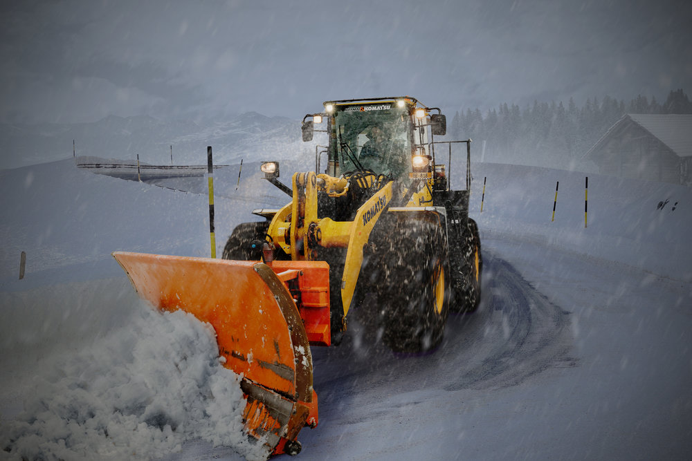 Our winter services are sure to keep your home or business flourishing during the harsh winter months.