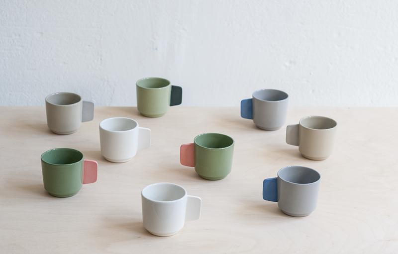 Porcelain - handmade in Zürich