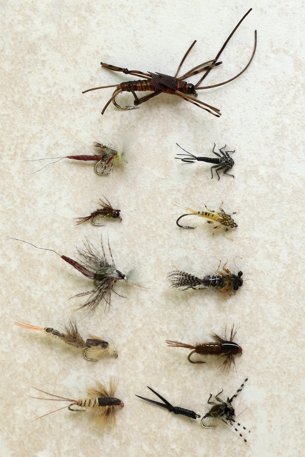 Nymphs and Emergers
