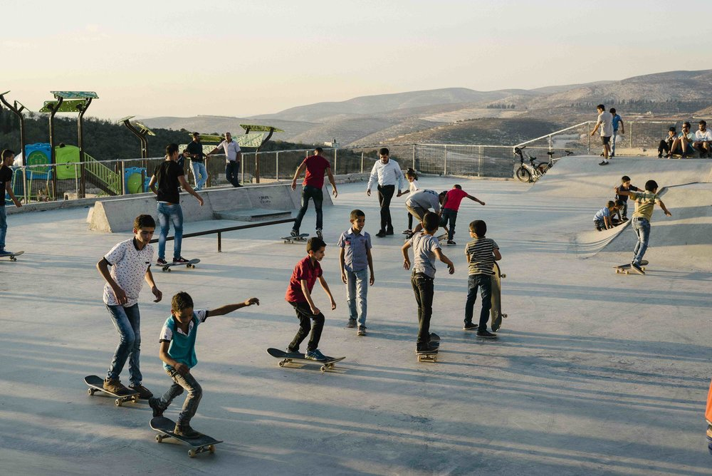 As a lifelong skateboarder our founder Josh Wilson wanted to involve his other passion somehow. This non-profit has always held a special place in his heart and continues to offer outstanding work in Palestine and other areas.