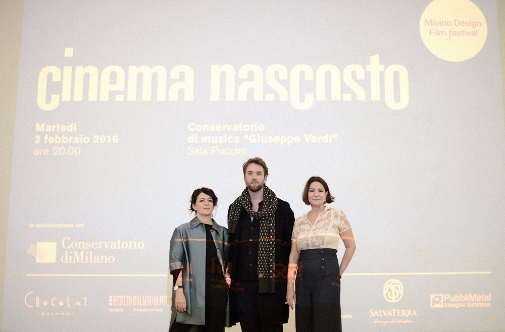 screening & debate at Milano Design Film Festival