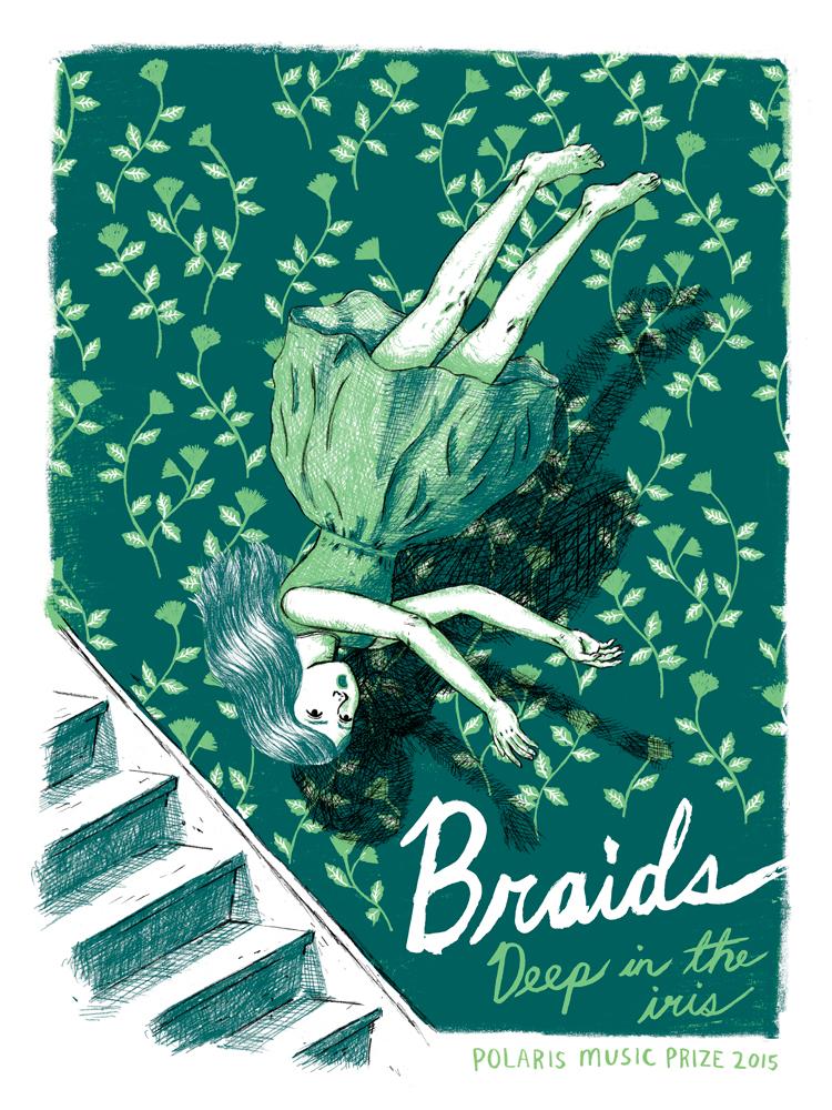 Braids Poster