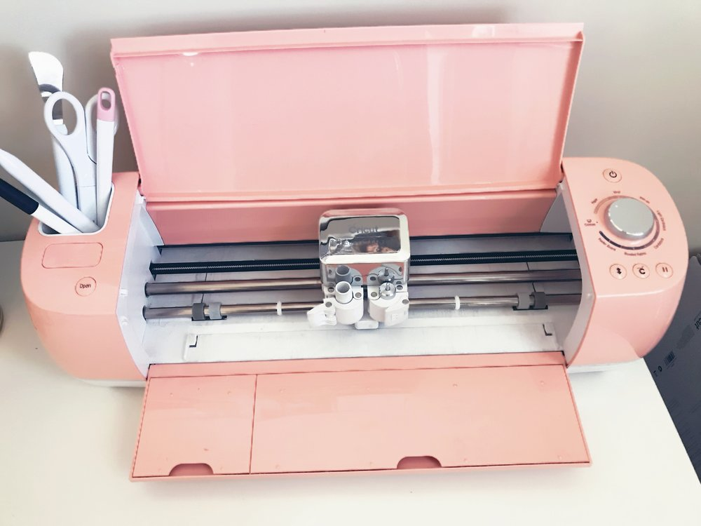 Cricut explore air 2 - The BEST invention ever. I made all my wedding signs, addressed all my envelopes, made iron-on shirts for my bridesmaids and myself & husband for our honeymoon. This thing was a little pricey upfront, but was a great investment! I will definitely do a post about this great little machine in the near future so stay tuned!