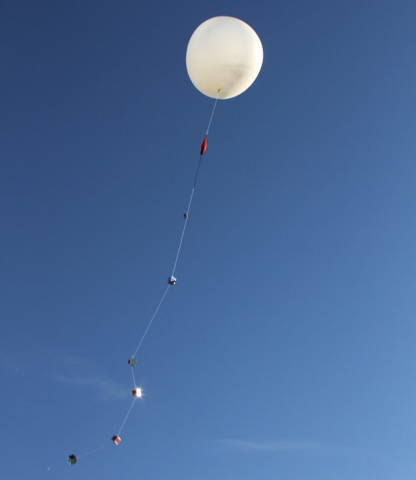 Recommended High Altitude Ballooning Supplies