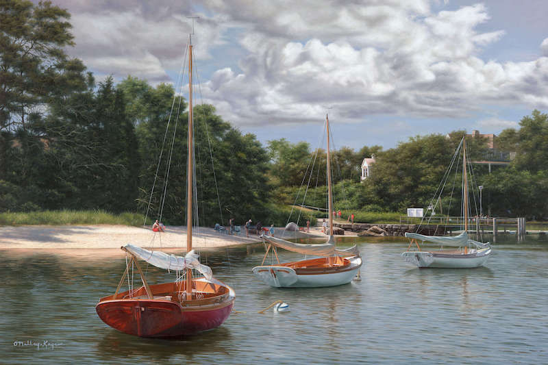 The Red Boat・Julia O'Malley Keyes