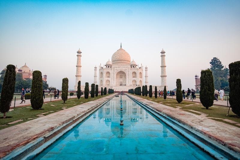 Taj Mahal・WeRoad・Unsplash