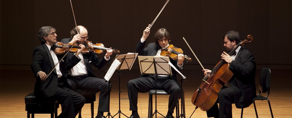Borodin Quartet  ©  Photography Ny Che Goyang Aram Nuri Arts Center