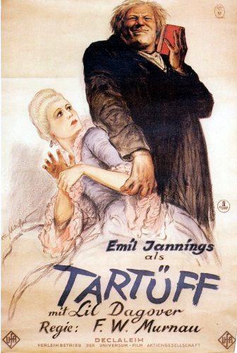 F.W. Murnau Tartüff (1925)