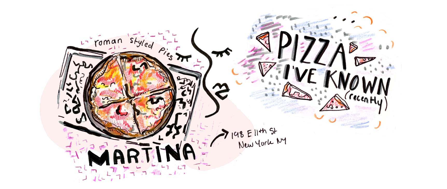 PizzaIveKnown_Martina