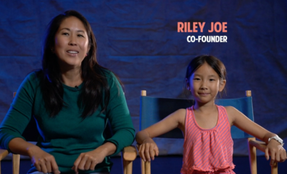 Founder Pamela Joe and Co Founder Riley Joe