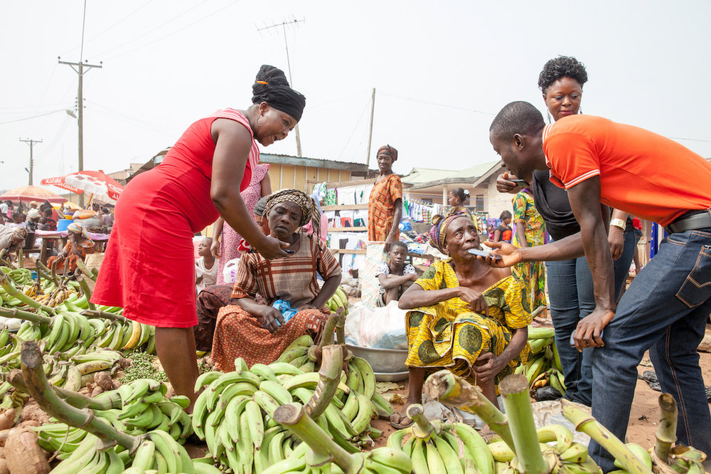Field Research on Agricultural Markets in Ghana
