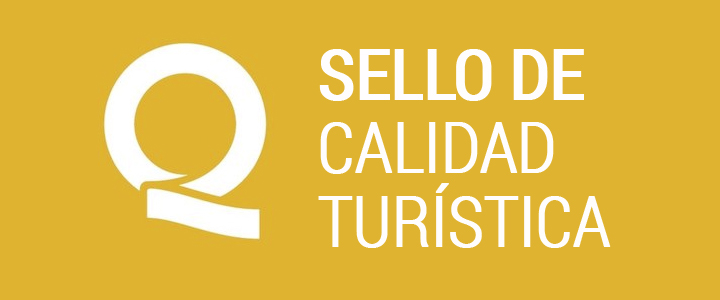 "TOURISM - Hotel San Marcos is awarded the Q seal for tourism quality granted by ""Servicio Nacional de Turismo""."