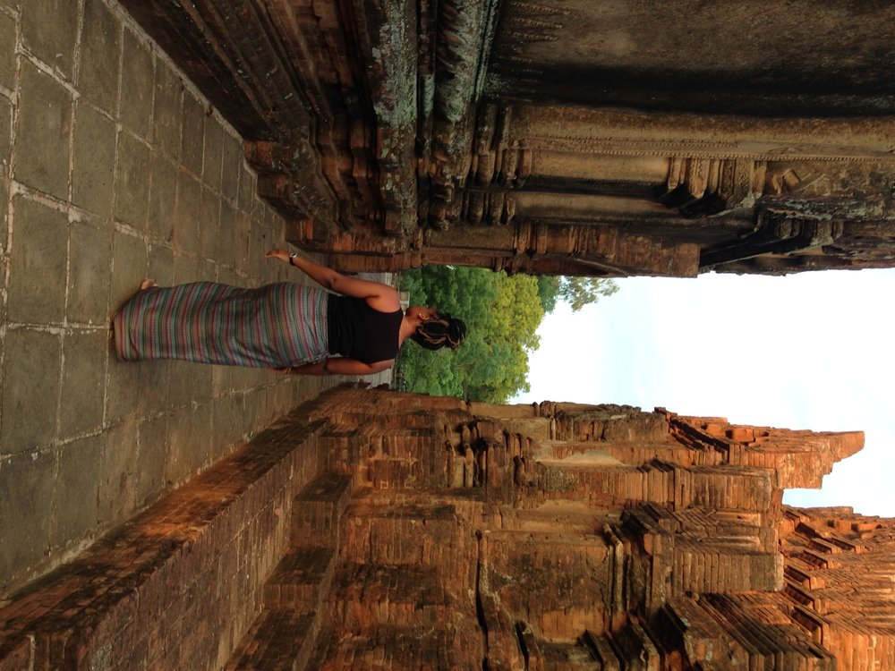 Exploring Pagodas