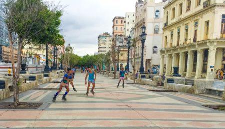 Havana Cuba Old Square RachelTravels.com