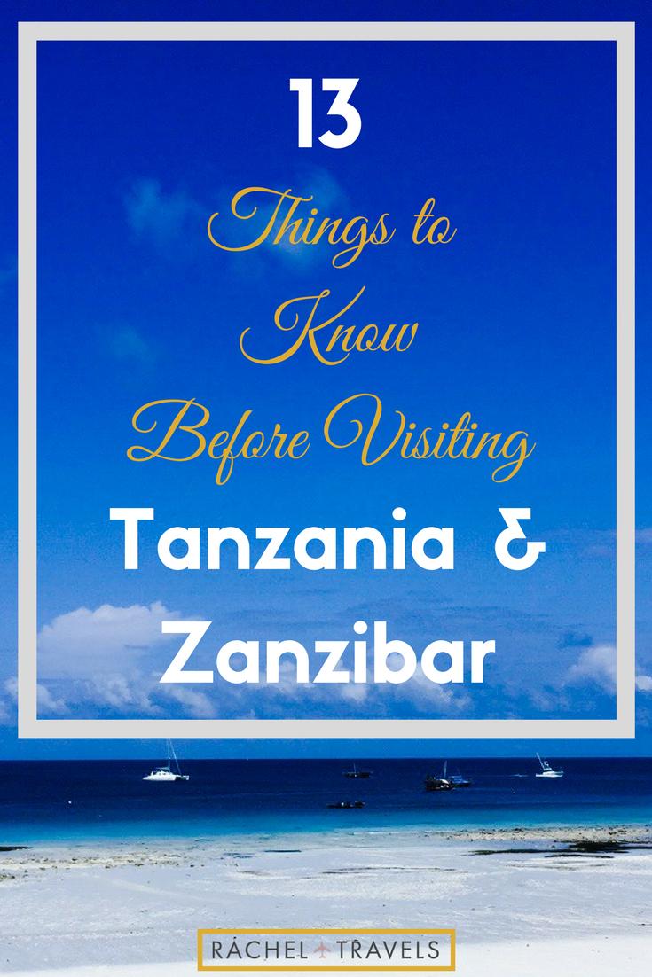 Travel Guide Things To Do Tanzania Zanzibar