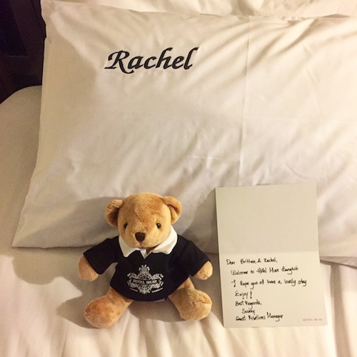 Hotel Muse Bangkok Thailand 48 Hour Travel Guide RachelTravels.com
