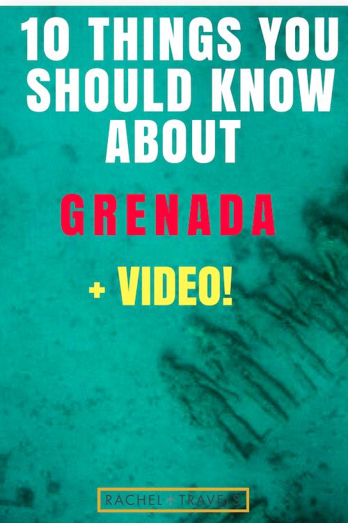 http://www.RachelTravels.com/Grenada