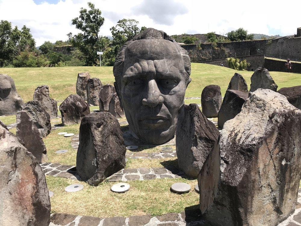 Fort Delgres in Basse Terre - Guadeloupe - RachelTravels.com