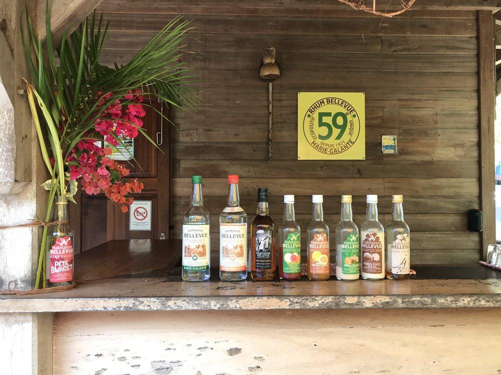 Bellevue Distillerie - Rum Tasting - Guadeloupe