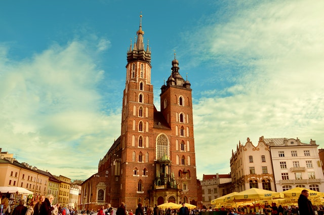 Krakow, Poland - Cheap Travel Destinations for 2018