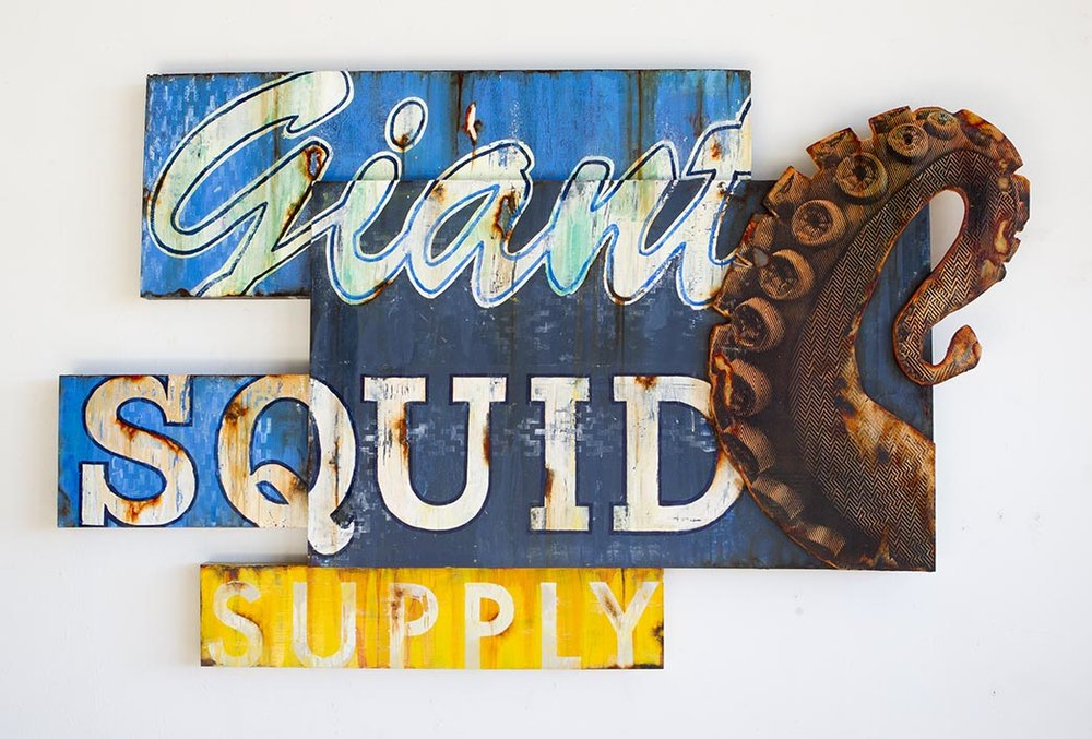 GIANT SQUID SUPPLY CO.