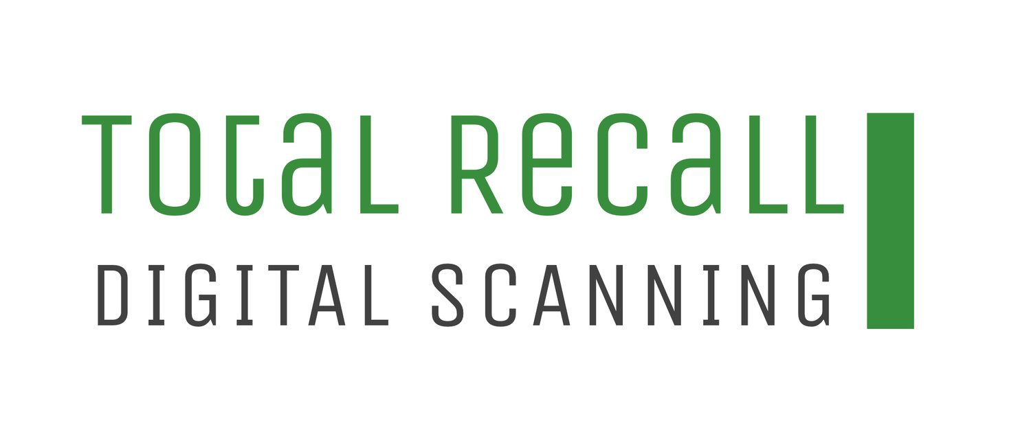 Total Recall Digital Scanning
