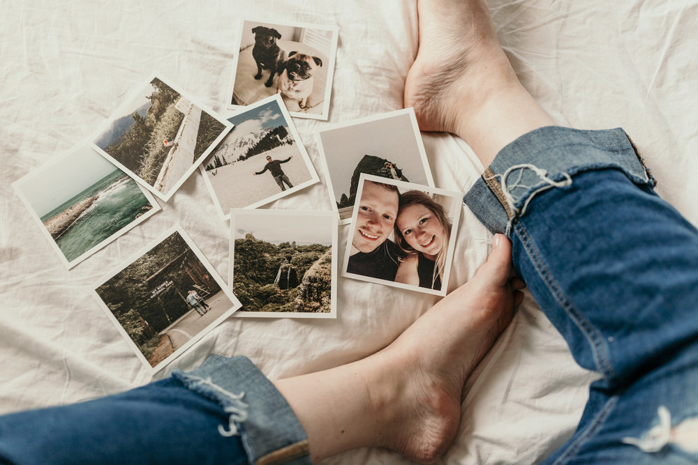 Memory insurance – for when you least expect it - Baby photosWedding photosOld Family photosChildhood photosVacation and special event photosImportant Documents ( current or historical)