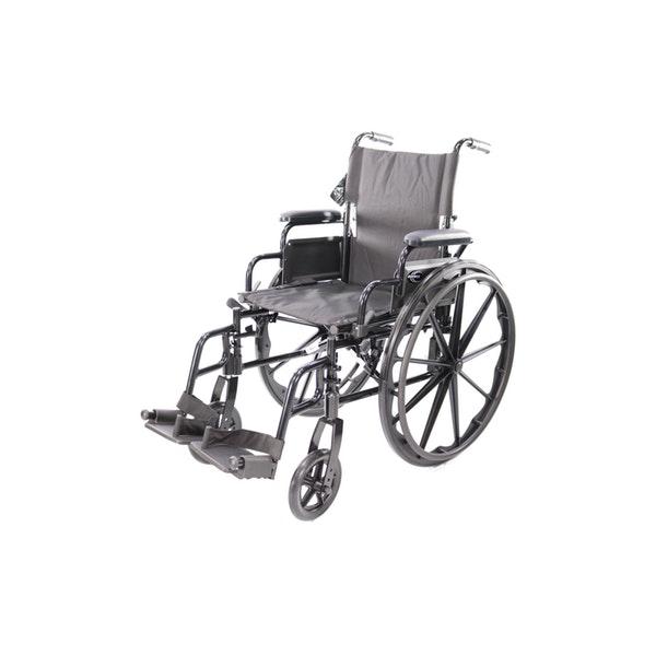 Wheelchair ($6/day)