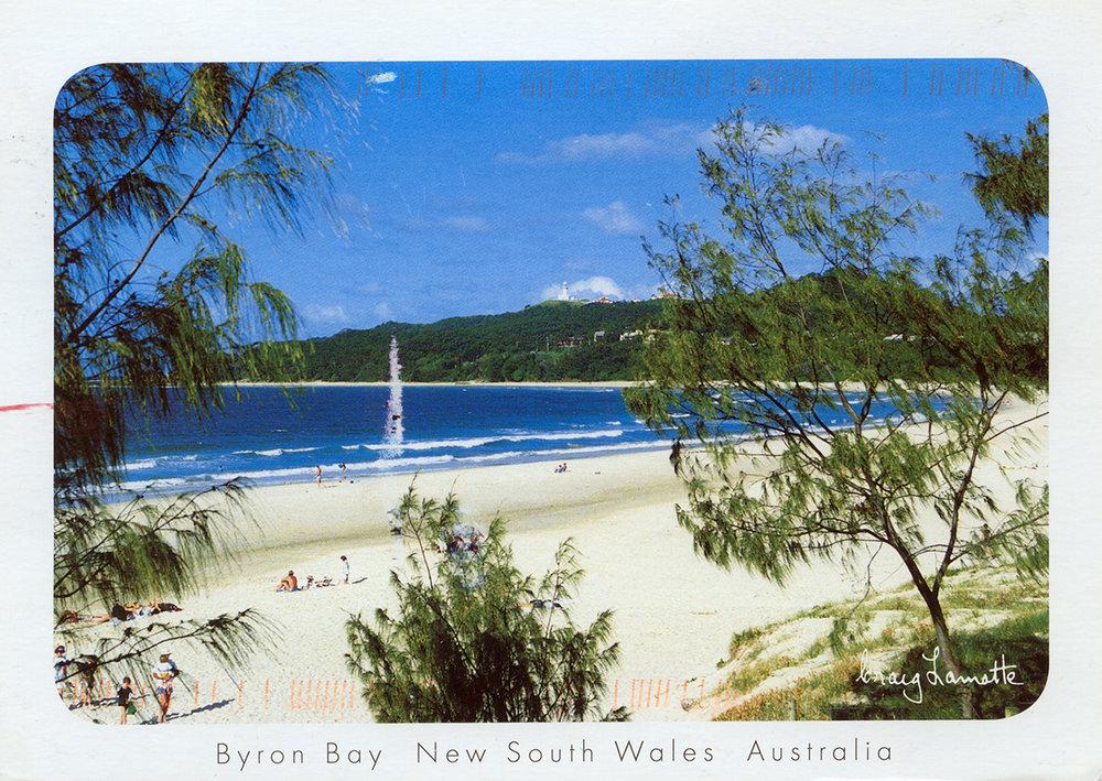 Sabina (Byron Bay, Australia)