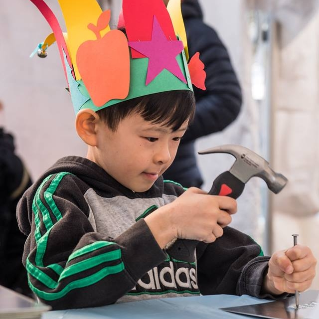 2019 Festival Info - The Richmond Children's Arts Festival returns on BC Family Day, Monday February 18, 2019. Children and their families are encouraged to spark their imagination through music, hands-on activities, literary and performing arts.