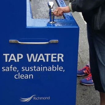 Make Smart Water Choices - Richmond portable water stations will be on site during the festival, meaning you can bring your refillable water bottle from home and have free, clean, fresh, and cold drinking water.