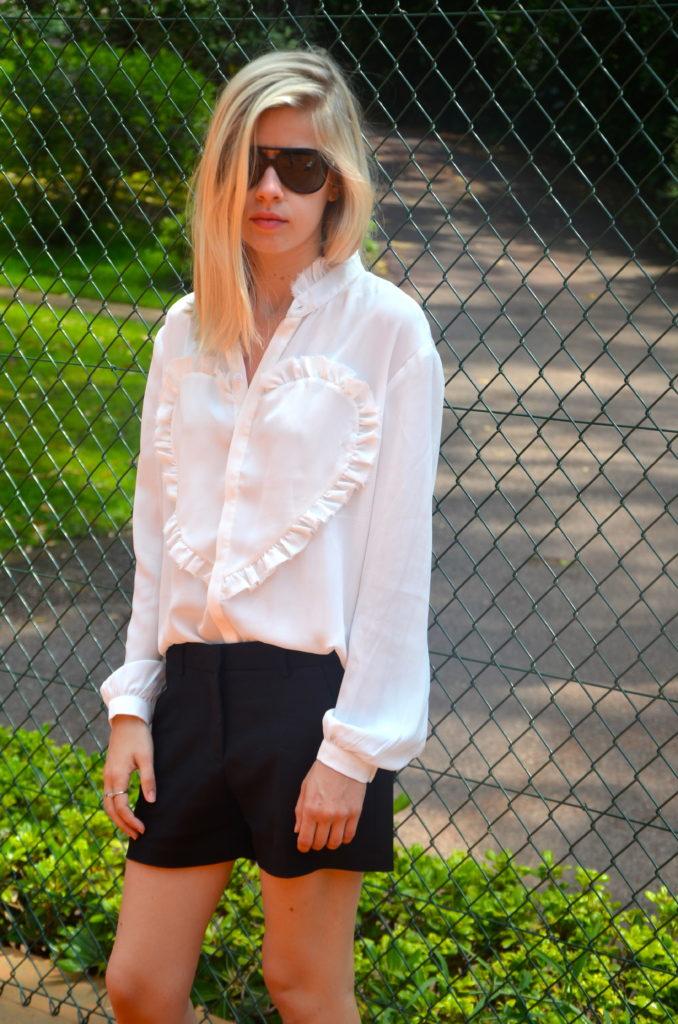 Zero:Love, Liz Best, Liz-Best, Mimi Photography, Urban Outfitters Shirt, Chanel Shoes, Chanel Sunglasses, Moschino Clutch