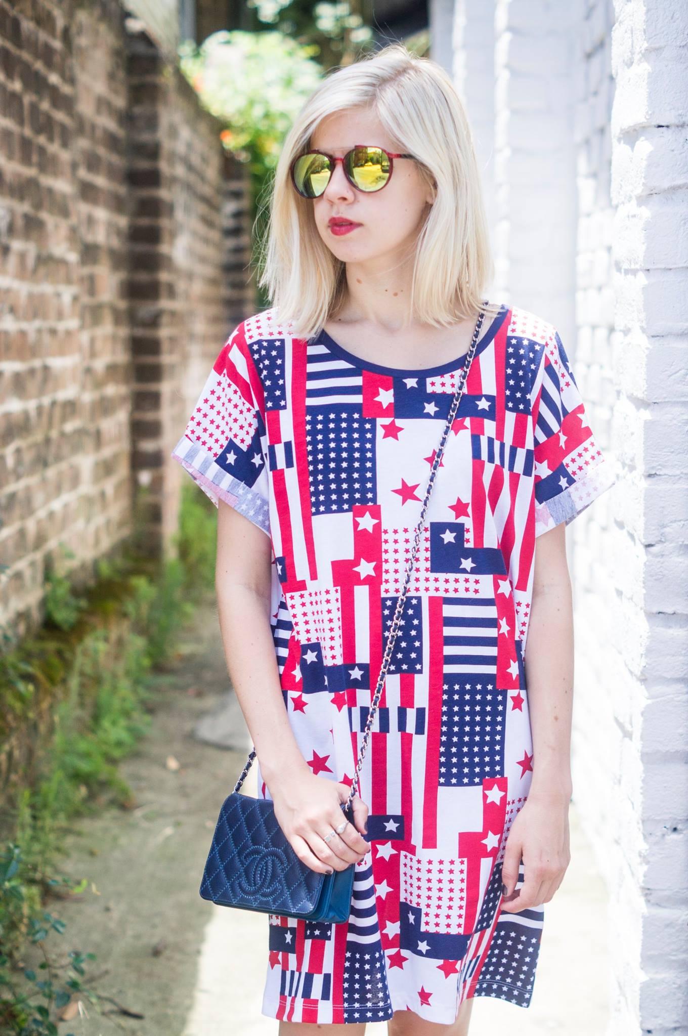 Patriotic Prints, Liz Best, Liz-Best
