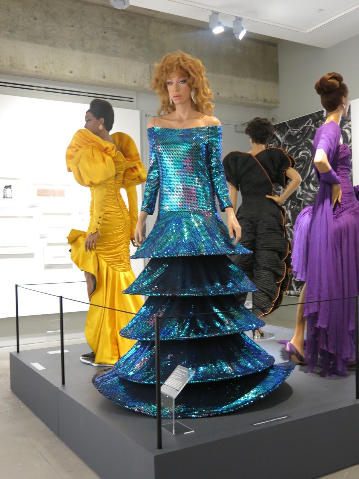 Atlanta Photo Diary: Ebony Fashion Fair Exhibit, Liz Best, Liz-Best, Museum of Design Atlanta, exhibition, fashion, Erica Johnson, Ebony magazine, history of fashion fair,