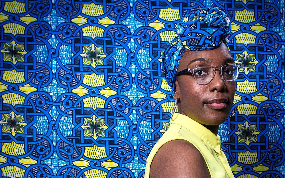 Head shot co-Founder Karla Williams2. Photo by Falana Photography.jpg