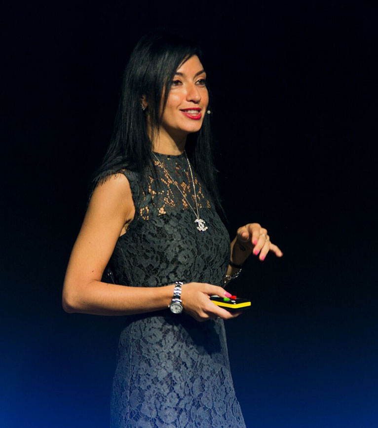 Eleonora Rocca - FOUNDER - DIGITAL INNOVATION DAYS