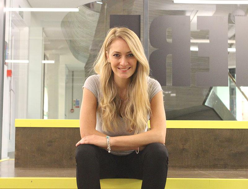 Francesca Boccolini - Co-Founder, COO, CMO of SonicJobs