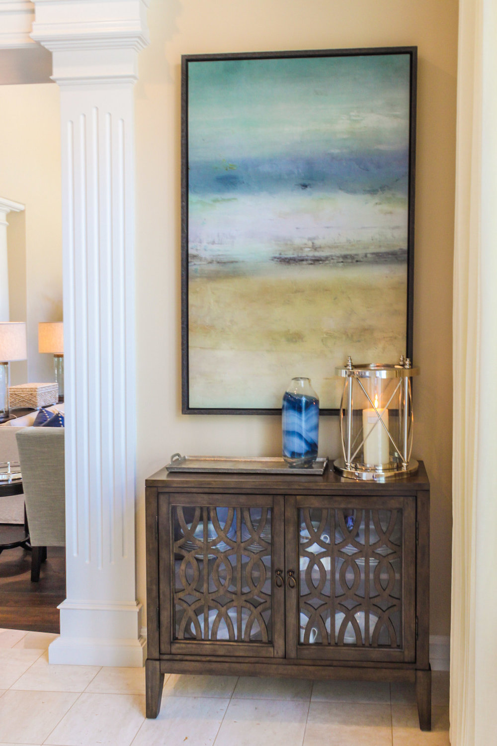 Design by Kathy Ann Abell Interiors